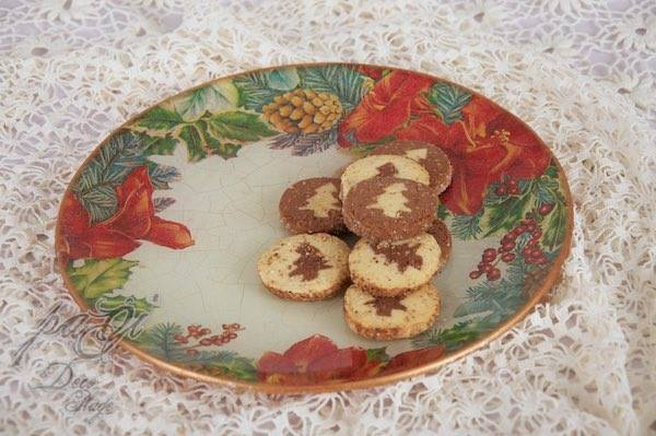 DIY - Karácsonyi sütis tál - MiniMaLista 13