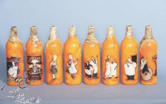 die Flaschen 5
