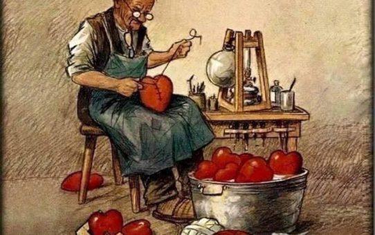 Szívek szabója - Gondolatok Valentin napra