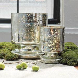 Antiqued Mercury Mirror Glass