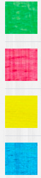 Pentacolor lazúrjai