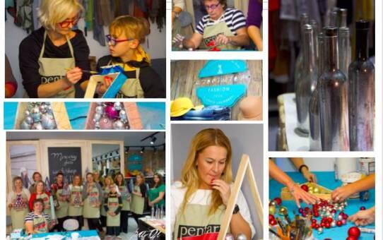 Mercury Mirror Glass workshop a Szerintem Fashion-nál