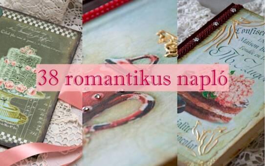 38 romantikus napló