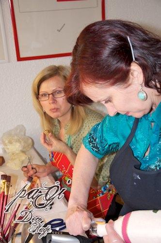 Die Bilder, Bastelkurs in Hopfen, 09.06.2012