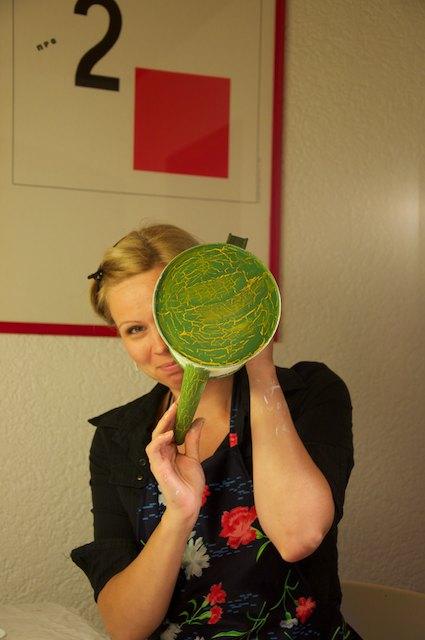 Die Bilder, Bastelkurs in Hopfen, 14.07.2012