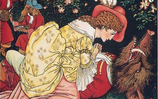 Karácsony első napjára - A szépség és a szörnyeteg