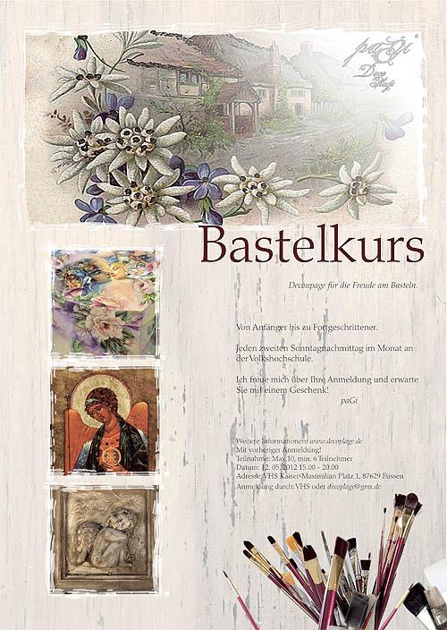 Bastelkurs