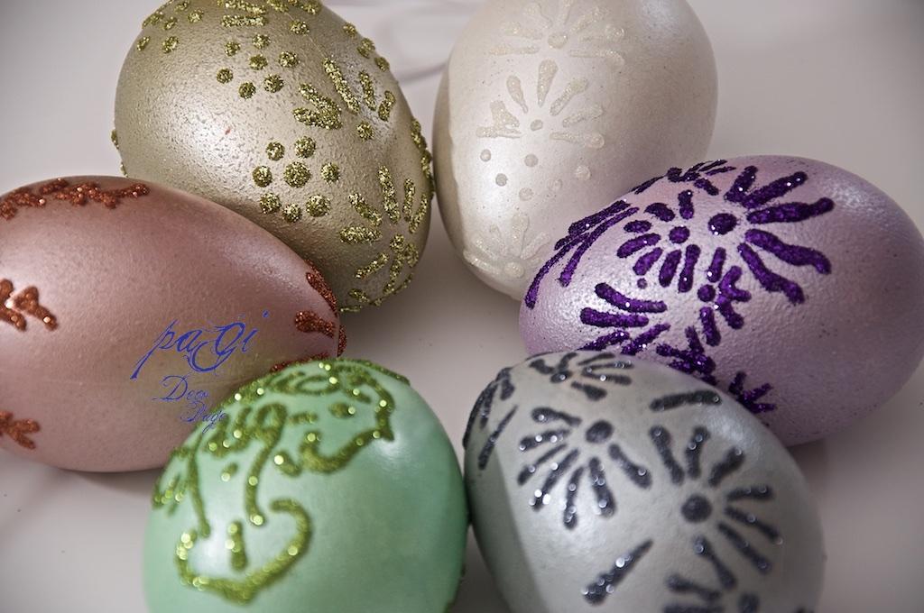 DIY - Kristályba való tojások - MiniMaLista 26