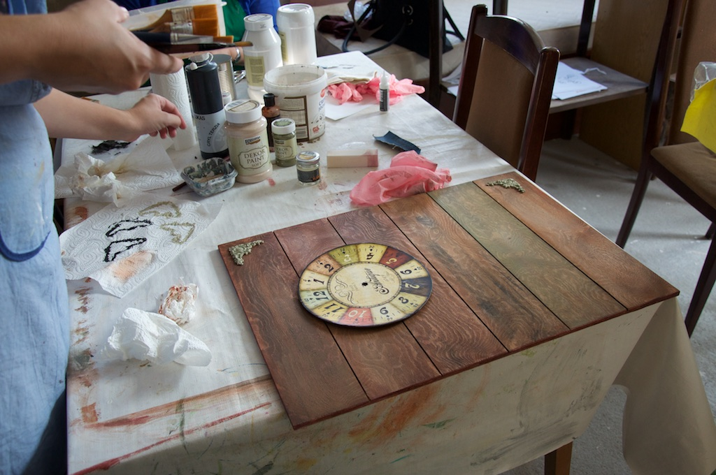 Csodás Csomád vintage órákkal