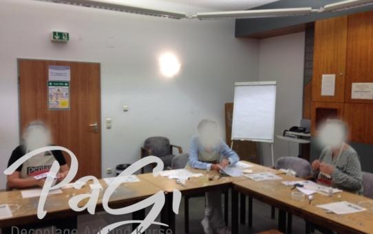 Transfer Kurs – Fotos vom Kurs, 07. 09. 2018