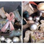 Vintage hintalovak dekorfestékkel DIY